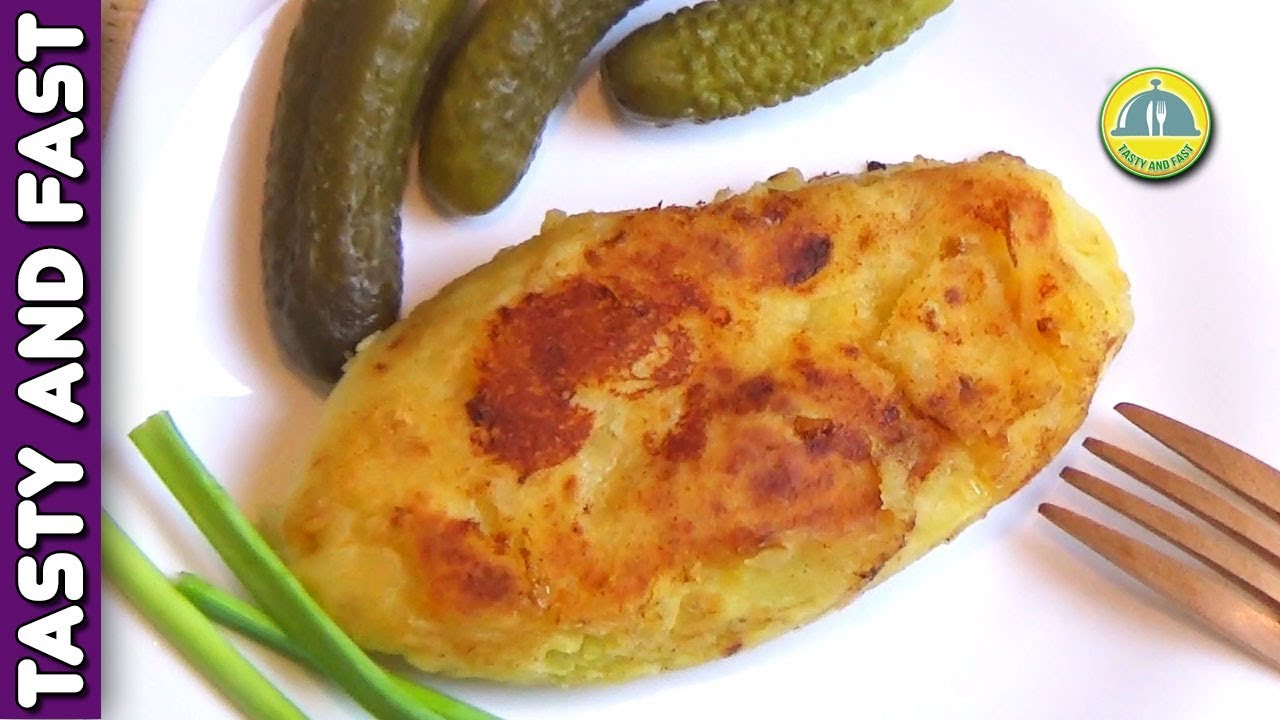 HASH BROWNS from MASHED POTATOES. How To Make Hash Browns ...