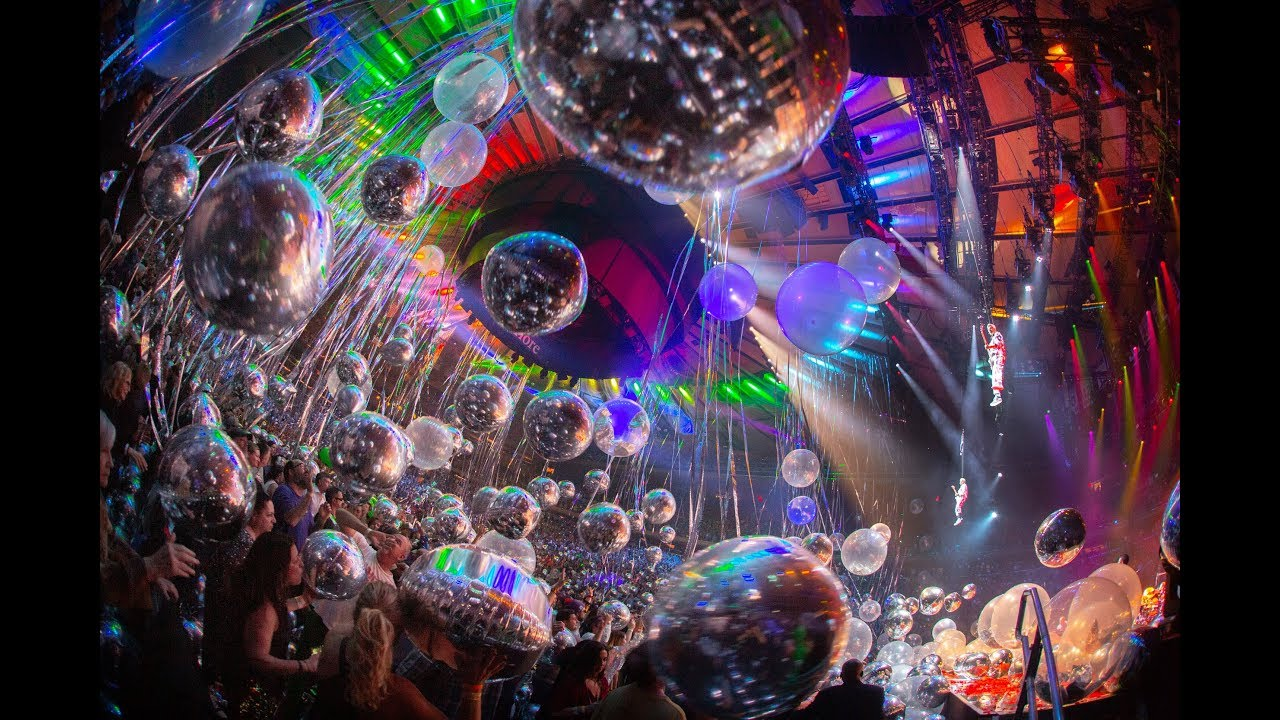 """Phish New Year's Eve 2018 """"Mercury"""" → """"Say It To Me S.A.N ..."""
