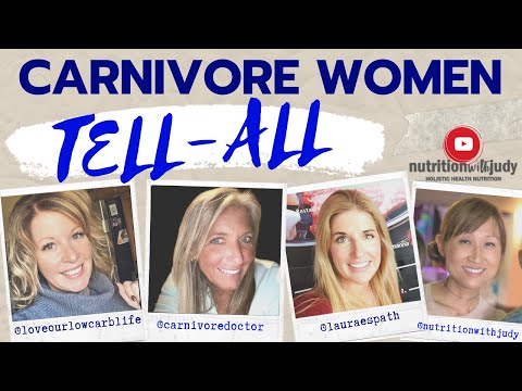 Carnivore Women: Stories of Weight Loss and Optimal Health. FAQ!