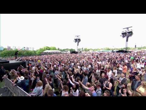 Twin Atlantic - No Sleep - Live at The Isle Of Wight Festival 2016
