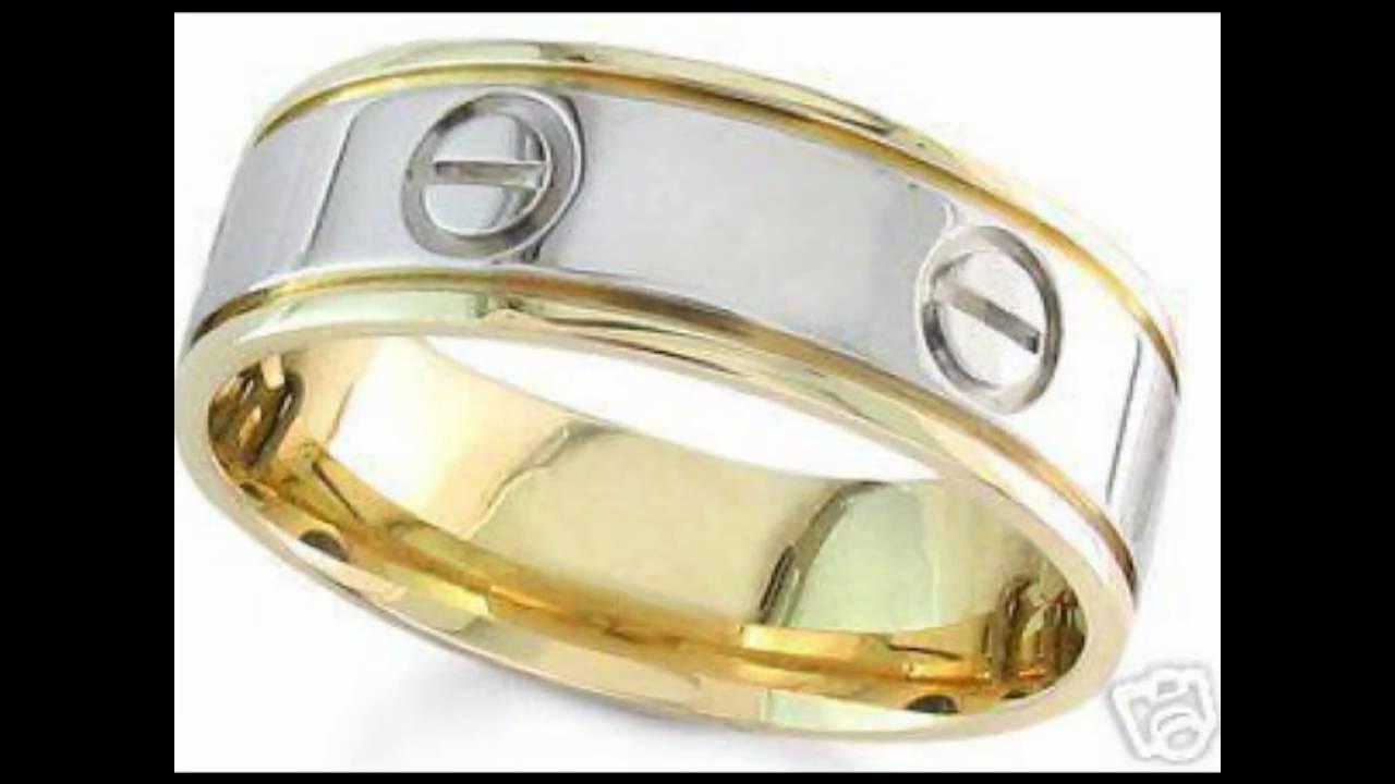 Cartier men diamond rings