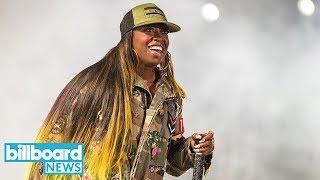 Missy Elliott Surprises Viral Fan Mary Halsey on 'Ellen'   Billboard News