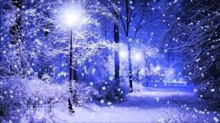 Падал белый снег. Поет Артур Руденко.