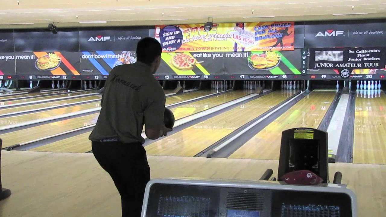 Junior amateur bowling tournaments something