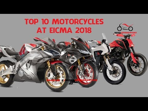 Top  Amazing Motorcycles  debut at EICMA  | Best Motorcycles