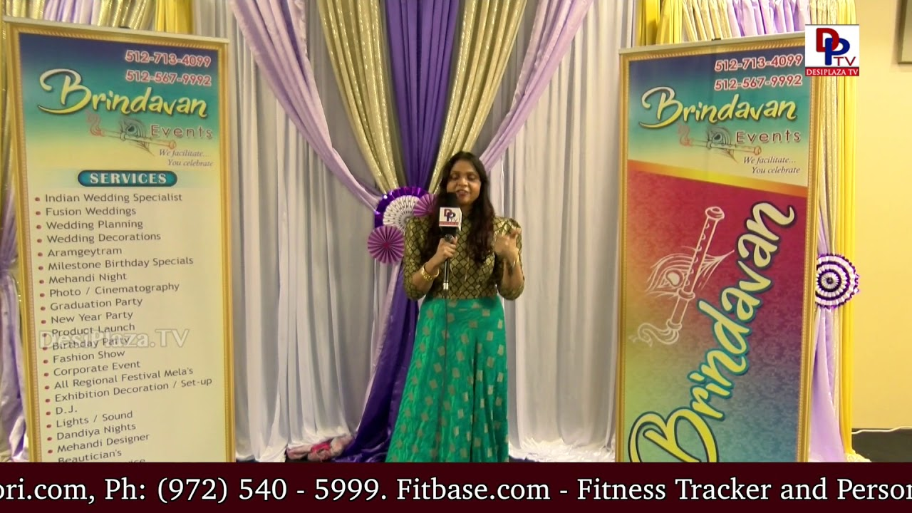 Brindavan Event Management - NATA Austin International Women's Day || DesiplazaTV