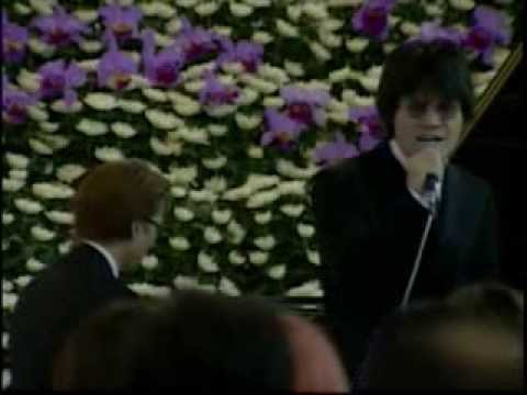 Forever Love - X Japan [Live at hide's funeral, 07/05/1998]