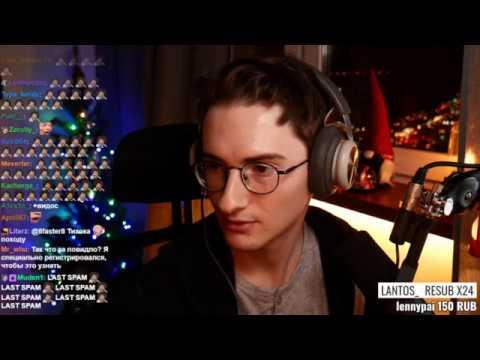 Олёша играет в Uno и Mordhau