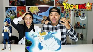 VEGETA BREAKS HIS LIMITS! Dragon Ball Super Episode 123 Reaction