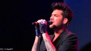 TALC HD - Adam Lambert - Another Lonely Night - Fresh Fall Fest - Theater at MSG - NYC