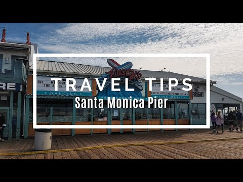 10 Things to Do at the Santa Monica Pier