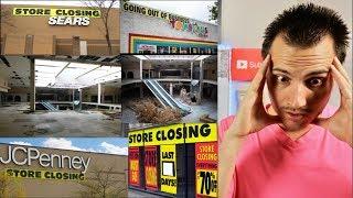 Amazon, Tesla, Victorias Secret, Macys, Dollar Tree all Closing Stores  The Truth Why