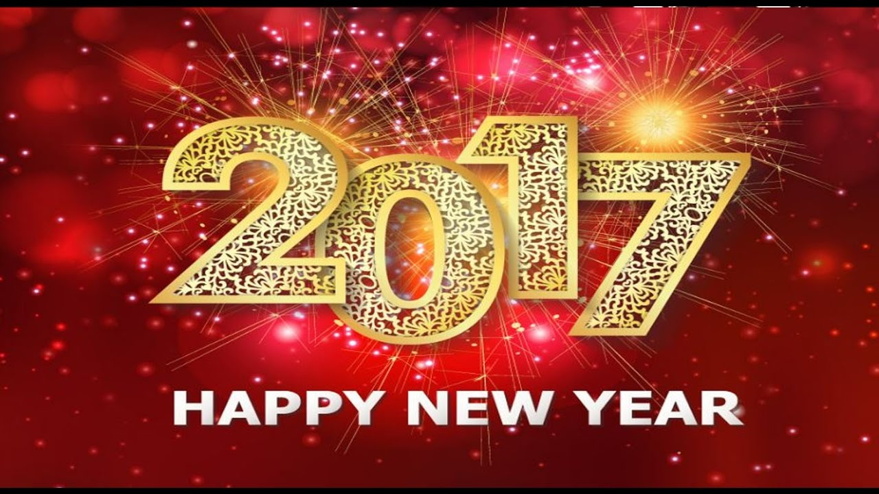 Happy New Year 2017 wishes, Greetings, whatsapp video ...