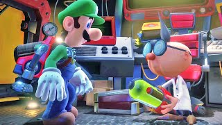 Luigi's Mansion 3 #04: Nasce o Poderoso Gooigi