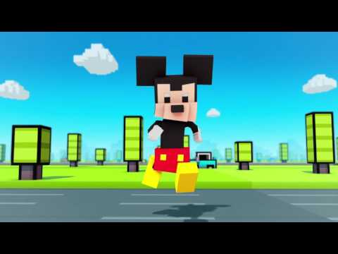 Disney Crossy Road (Mod Money/Unlocked/Ad-Free)