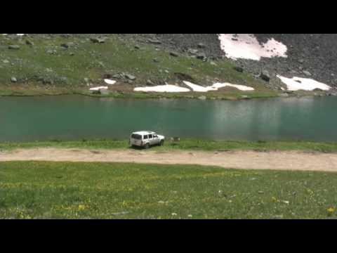 Clear Lake Trail, Silverton, Colorado, Offroad