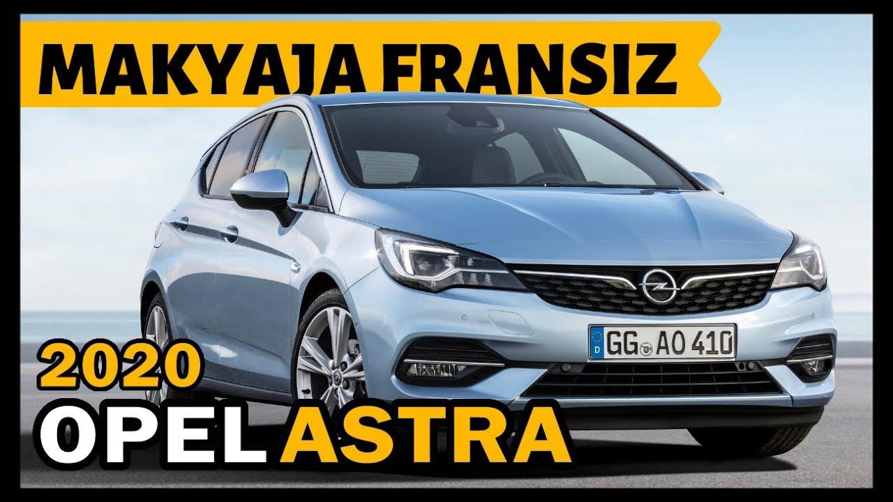 Opel Astra Ya 2019 Makyaji 2020 Yeni Opel Astra Inceleme Ve Ozellikleri Youtube