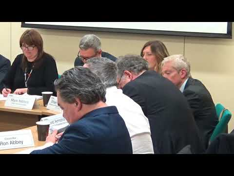 Audit and Risk Management Committee (Wirral Council) 12th March 2018 Part 2 of 4