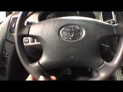Lexus Of Westmont >> 2001 Toyota Highlander | McGrath Lexus of Westmont - YouTube