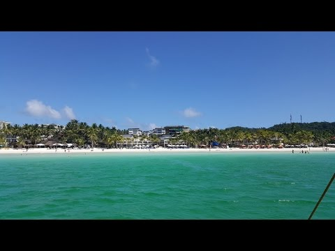 Adventures in Boracay, Philippines
