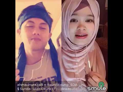 Duet smule paling keren masa kini pop Sunda