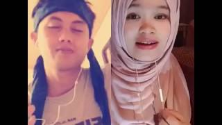"Duet smule paling keren masa kini pop Sunda ""ulah ceurik"" Azis ft iteung"