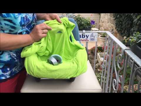 Sommerbezug Schonbezug Für Maxi-cosi Pebble Und Pebble Plus Beziehen