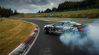 Vaughn Gittin Jr. - Drift King of The Ring [Extended Cut]