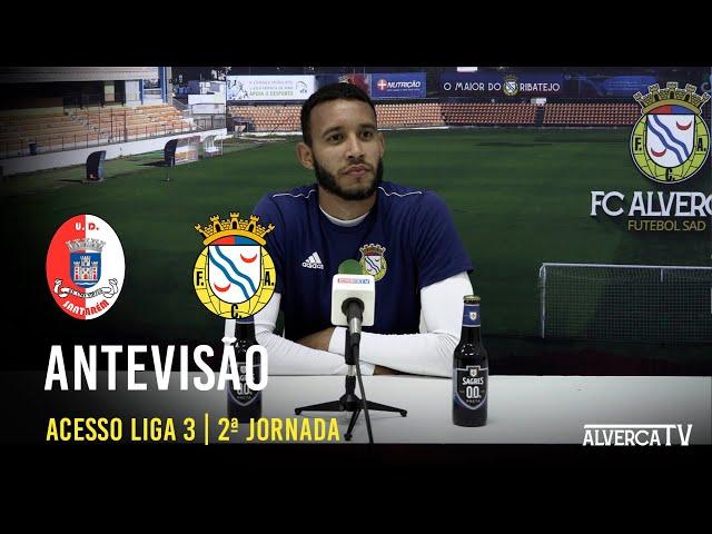 U. Santarém - FC Alverca | Antevisão