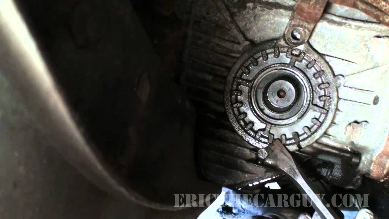 how to change rear differential fluid subaru forester