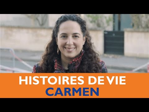 GMF – Histoires de vie : Carmen