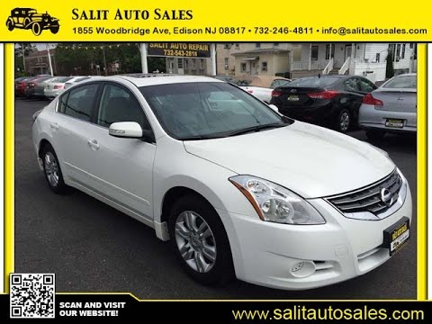 Nissan Altima 2 5sl >> Salit Auto Sales 2012 Nissan Altima 2 5sl In Edison Nj Youtube