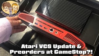 Atari VCS Production Update and Preorders on GameStop