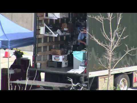 Transformers 3 Milwaukee - Film Set (pt 4)