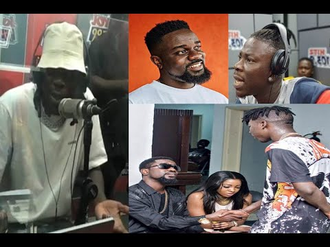 """""""Sarkodie and I are not cool like that, He wanted to lock me up""""... Stonebwoy bl@sts Sark"""