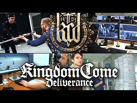 Kingdom Come Deliverance : Découvrez le studio Warhorse [Kingdom Come Deliverance studio visit]