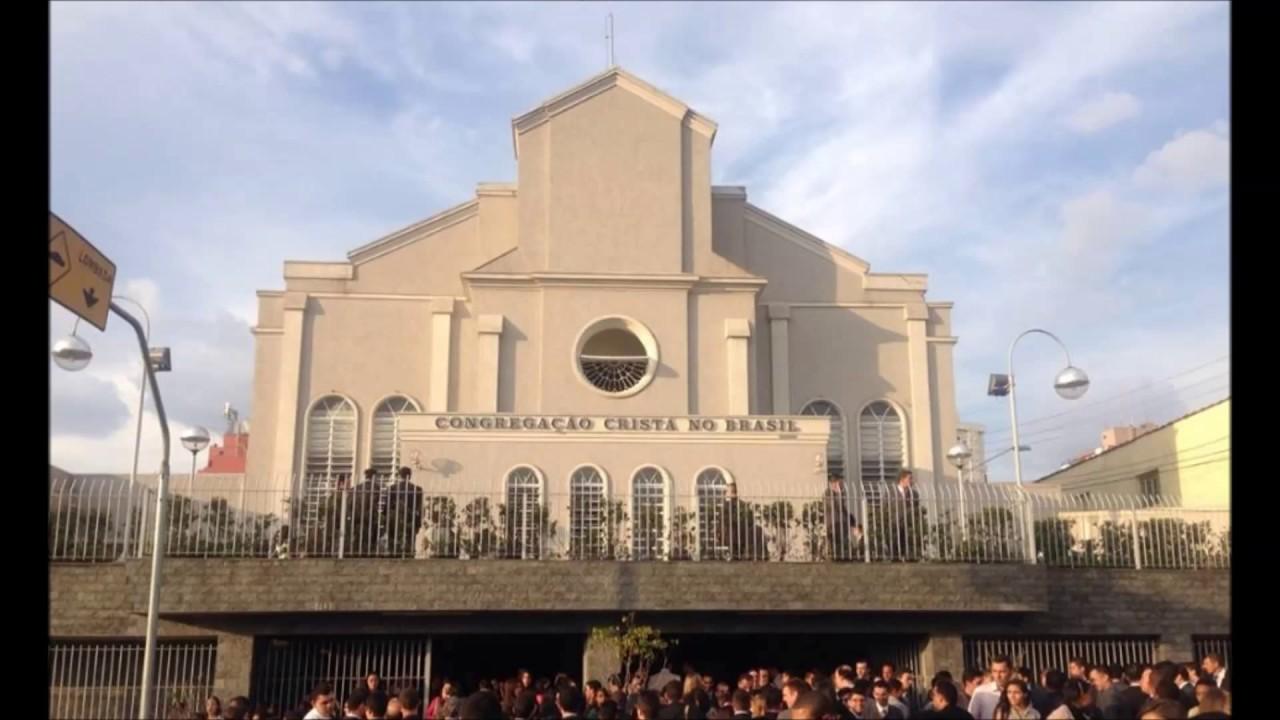 CCB Água Rasa em São Paulo SP - Congregação Cristã no Brasil - comum Irmão Claudio Codonho