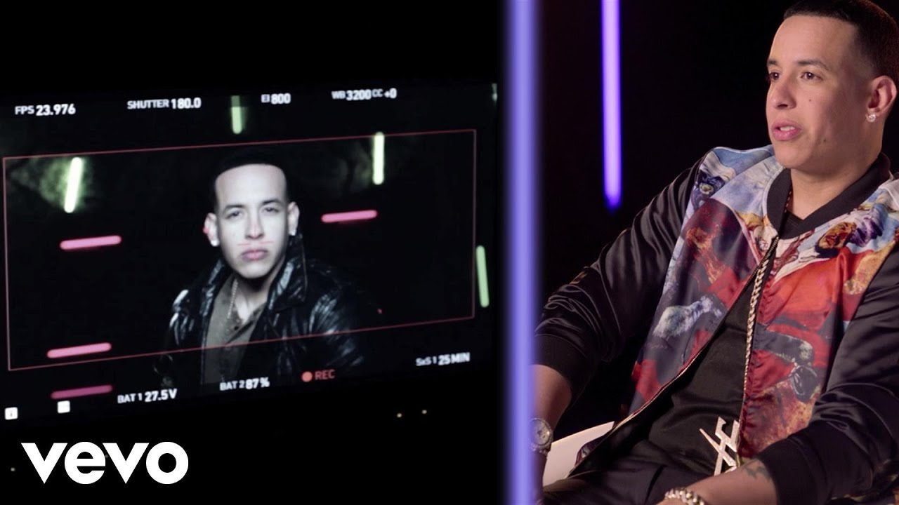 Download Daddy Yankee - #VevoCertified, Pt. 3: Daddy Yankee on Making Music Videos
