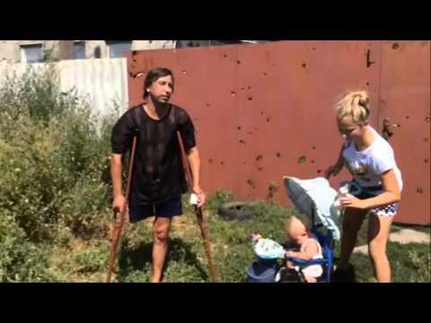 Помогите, пожалуйста! Инвалиду пострадавшему от войны на Донбассе.