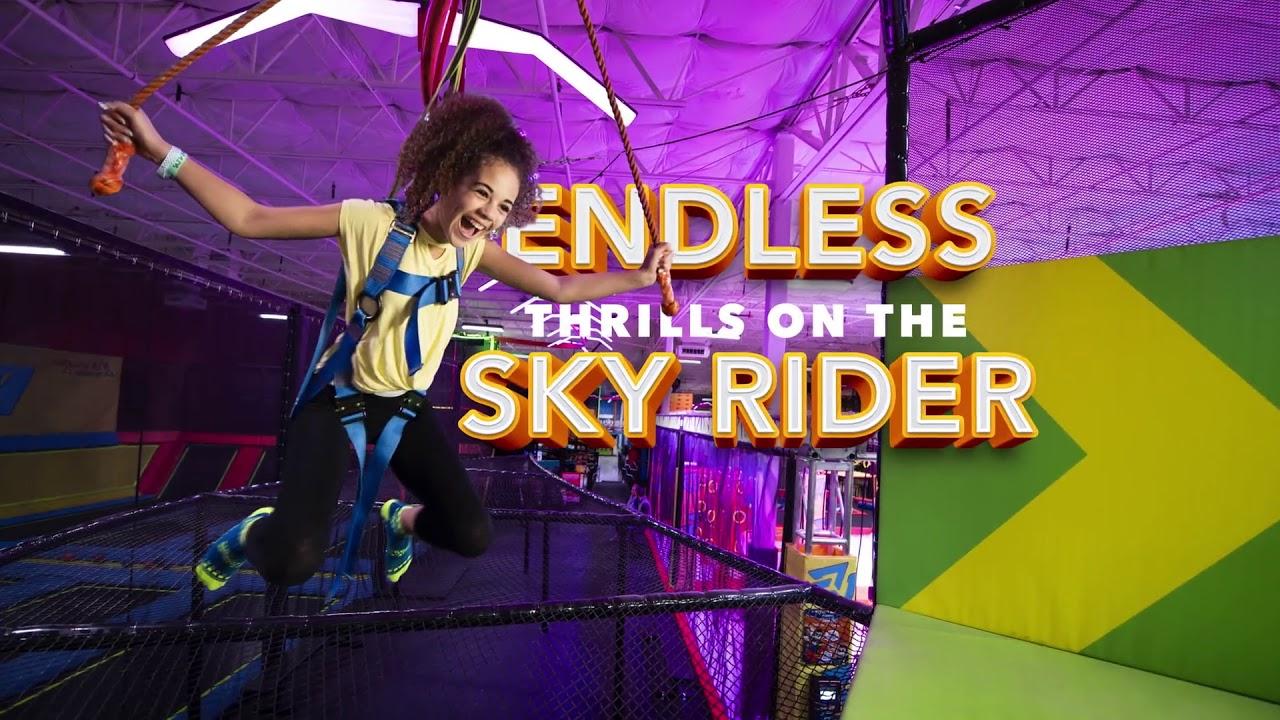 a0ab734c451 Endless Play Memberships at Urban Air Adventure Park! - YouTube
