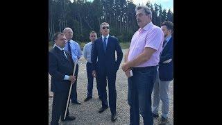 В Одинцово відновилося будівництво з'їзду на трасу Білорусія