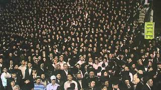 �������� ���� klezmer music among the Hasidim in Miron Israel ������