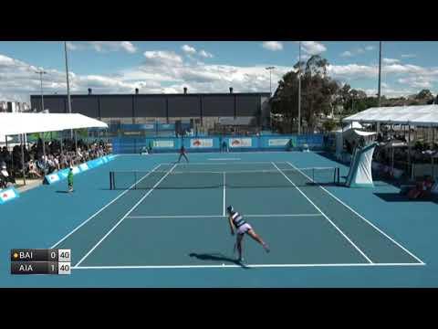 Bai Alison v Aiava Destanee - 2017 ITF Canberra