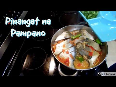 Pinangat Na Pampano (Recipe Ni Ate Elsa)