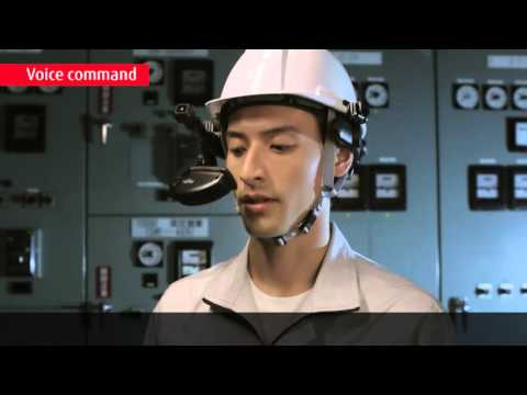 Fujitsu´s Head Mounted Display to Help Enterprises Innovate On-Site Operations