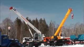 Автокран Челябинец КС-55732-24 25 тонн на шасси Камаз 43118 id4578(, 2013-04-01T12:06:19.000Z)