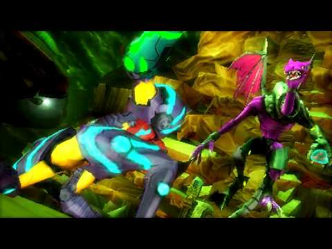 Metroid : Samus Returns - Final Boss Ridley