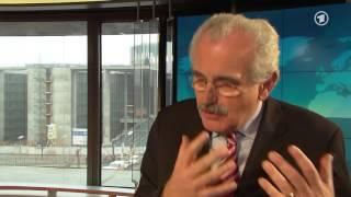 Simone von Stosch - Interview mit Ulrich Deppendorf