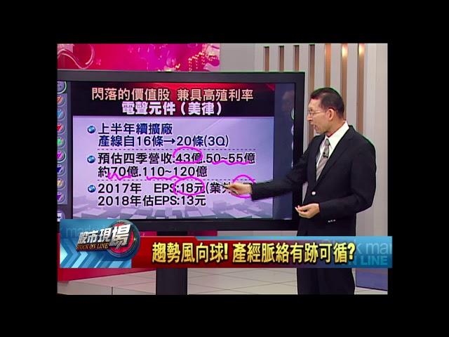 【股市現場-非凡商業台鄭明娟主持】20180412part.5(劉坤錫)