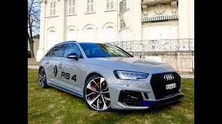 Is the New Audi RS4 Avant Better Than the RS6...??!!